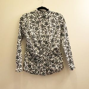 Thakoon for DesignNation button down blouse